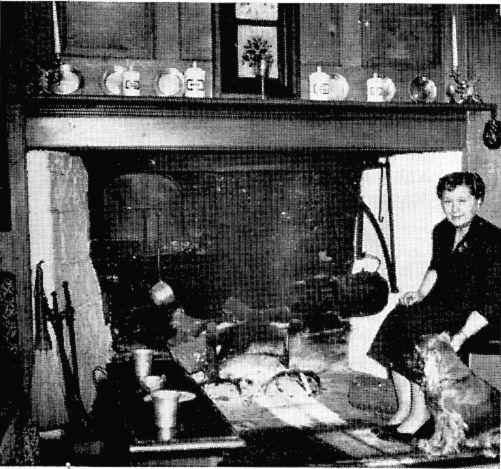 Gladys Taber at Stillmeadow